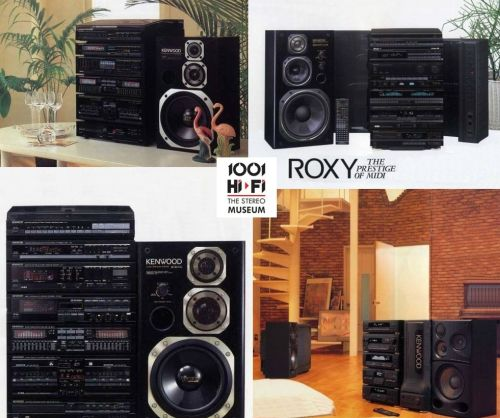 kenwood roxy