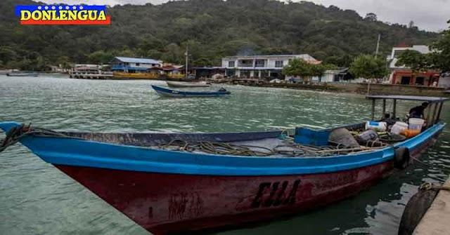 Tres refugiados venezolanos desaparecieron en barco en Panamá