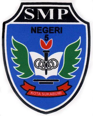 Logo SMP Negeri 5 Kota Sukabumi