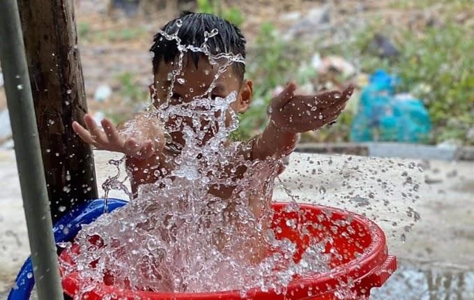 Trên 51% người dân nông thôn được sử dụng nước sạch
