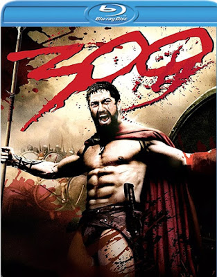 300 (2006) Dual Audio [Hindi – Eng] 480p BluRay ESub x264 400Mb