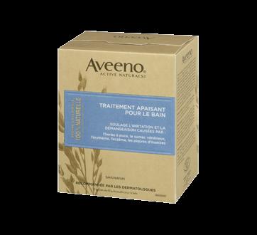 Traitement apaisant pour le bain à l'avoine d'Aveeno