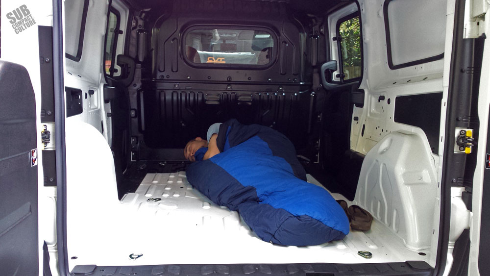 Review 2015 Ram Promaster City Cargo Subcompact Culture