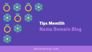 Tips Memilih Nama Domain Blog