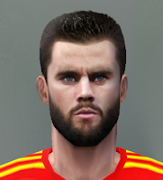 PES 6 Faces Nacho Fernández by Adam & The Kid Facemaker