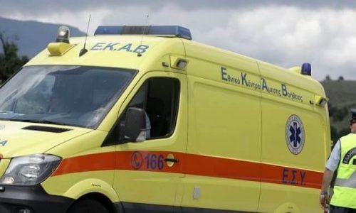 Ένας 59χρονος έχασε τη ζωή του σε τροχαίο δυστύχημα. Το δυστύχημα έγινε στο Δρυόφυτο Πρέβεζας.