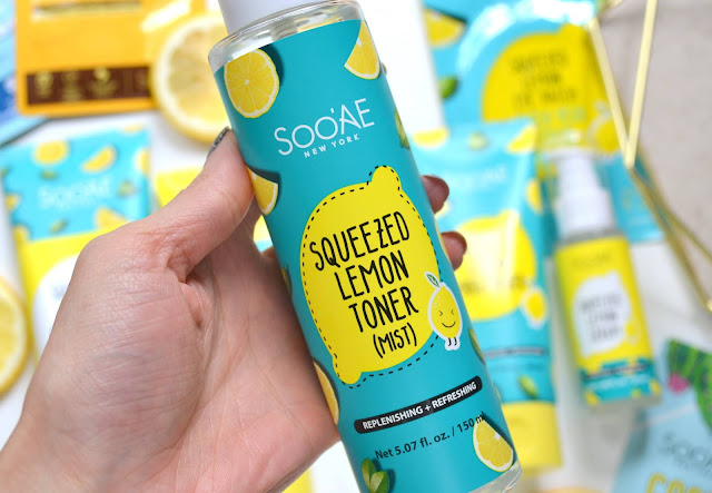Soo'Ae Squeezed Lemon Collection