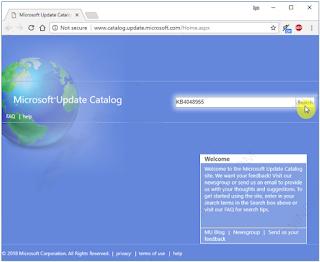 Cara Manual Download dan Install Update Windows 10