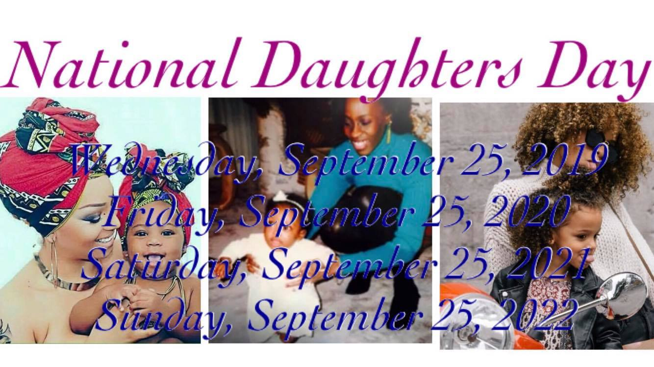 National Daughters Day Wishes Unique Image