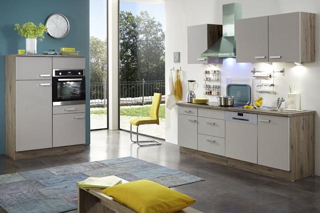 Küchenzeile Mit E Geräten Günstig