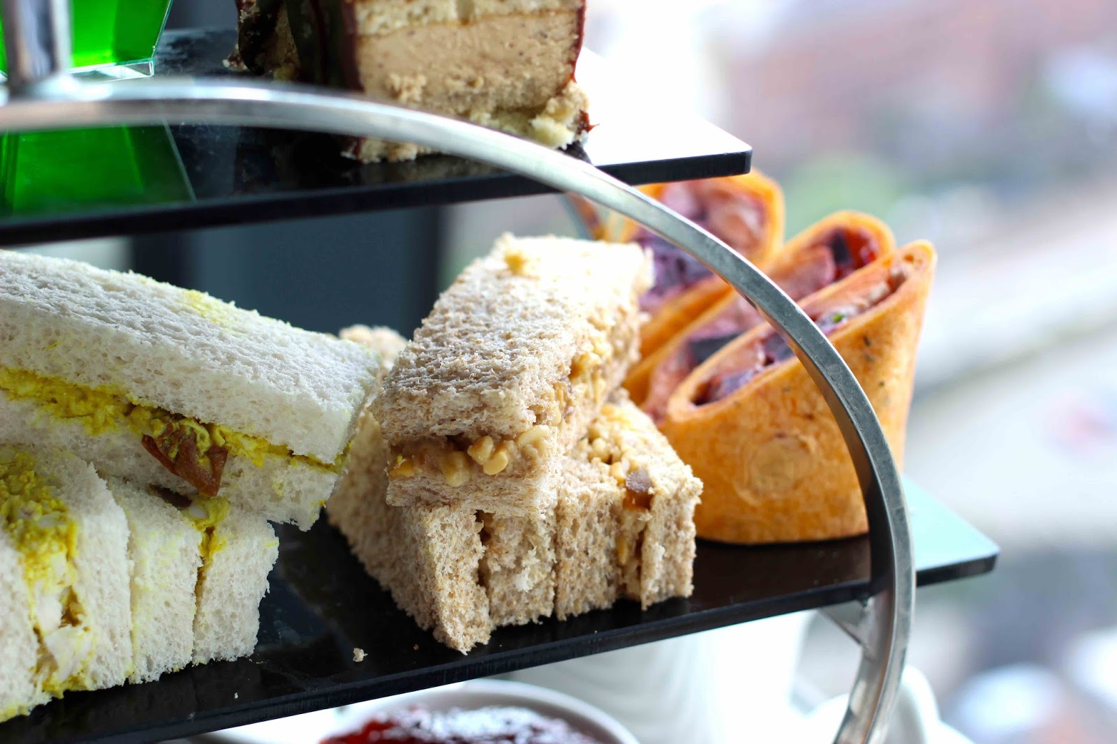 The Afternoon Tea Club Reviews Cloud 23 Manchester The