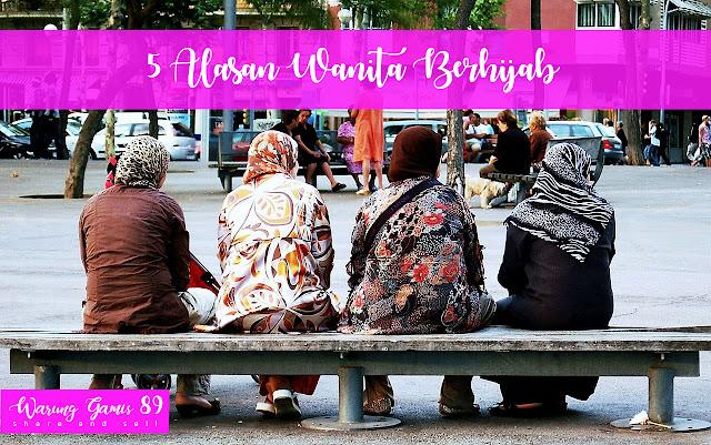 5 alasan muslimah memutuskan untuk berhijab. Diantaranya ingin dapet jodoh