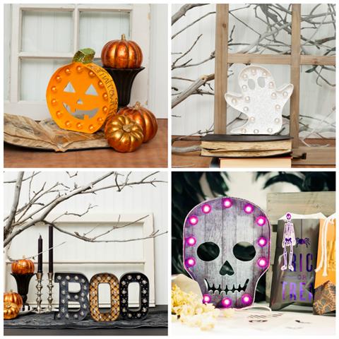 marquee love heidi swapp halloween