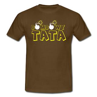 Koszulka bombowy tata