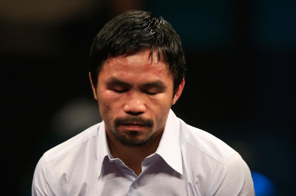 PACQUIAO WITH MARENG WINNIE – 'HOLY BA TAYO?' NO ONE BUT GOD CAN JUDGE EX-PRES. MARCOS.