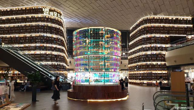 Gran librería de Seúl