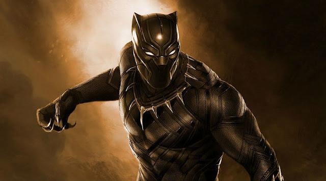Na 91° edição do Oscar, Pantera Negra entra para a história. O filme foi o primeiro longa de super herói a ser indicado ao Oscar.