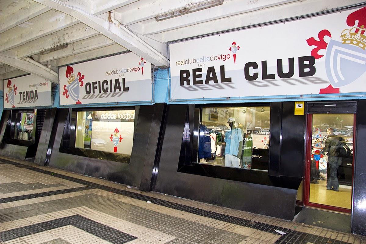 reputable site b1f1c 4bbd0 La tienda oficial y la oficina de abonados reabren sus puertas ~ Celta de  Vigo Moi Celeste
