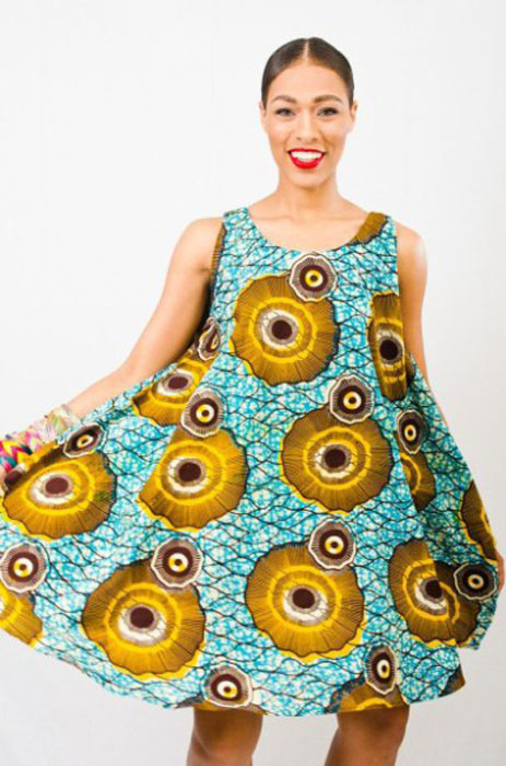 9354f9878c731 50 Latest African Ankara Maternity Gowns & Dresses Styles for ...