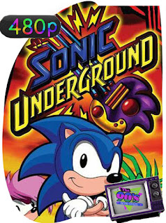 Sonic Underground (Y su banda) [480p] Latino [GoogleDrive] SilvestreHD