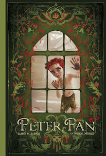 Peter Pan Edelvives Portada