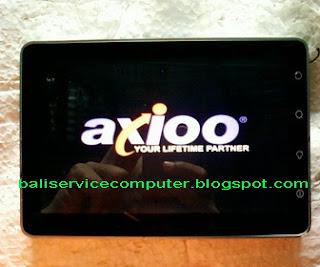 tablet axioo picopad rusak