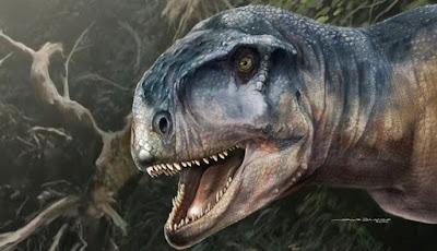 Meski Lebih Kecil Dari T-Rex, Ia Predator Yang Ganas