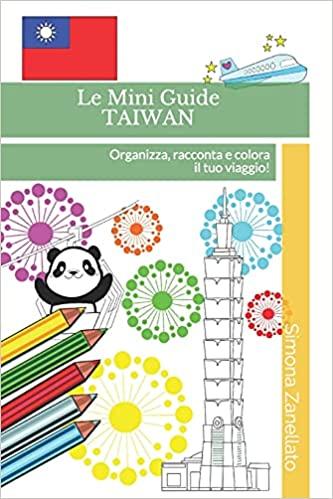 Le mie Mini Guide da colorare: TAIWAN