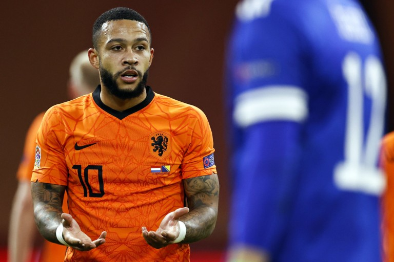 FOOTBALL - OL Mercato: Memphis Depay's replacement found everything