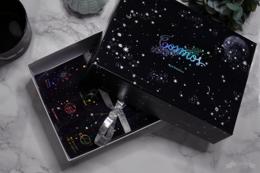 My little Box Februar 2019 - Cosmos
