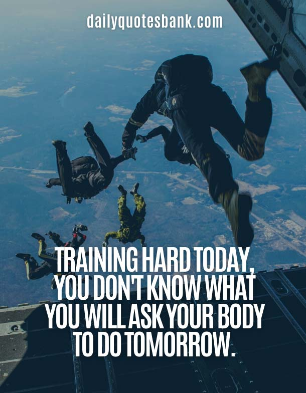 Words Of Encouragement For Military Training