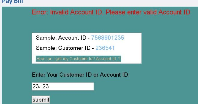 how to find the customer id in hdfc bank