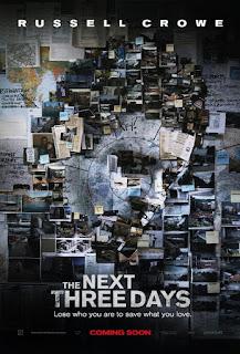 The Next Three Days (2010) แผนอัจฉริยะ แหกด่านหนีนรก [พากย์ไทย+ซับไทย]
