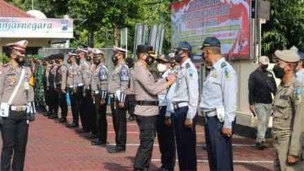 Polres Banjarnegara Gelar Operasi Patuh Candi 2021
