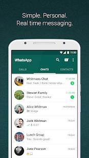 WhatsApp 2.20.115 (GBWhatsApp) + WhatsApp Plus Apk