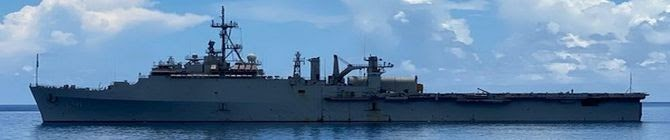 INS Jalashwa Arrives In Comoros With 1,000 Metric Tons Rice