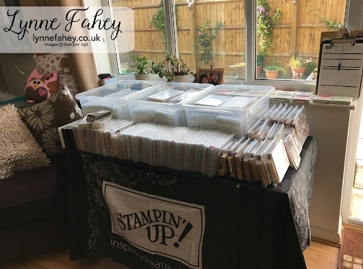 BOGOF Sale of retired Stampin' Up! product