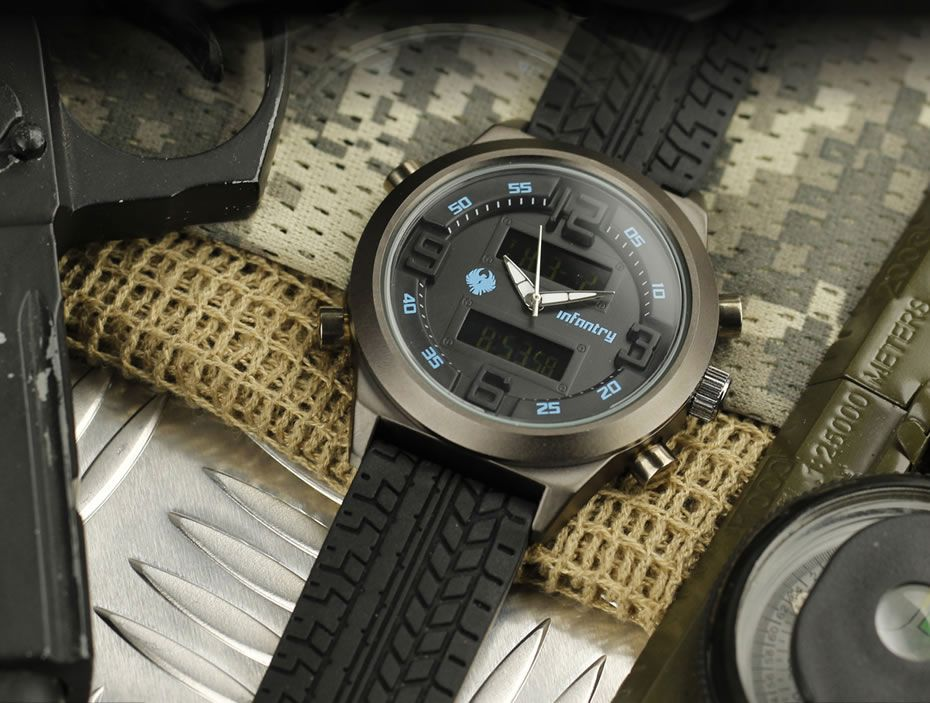 Military Concepts Watch Co By Oritech Original