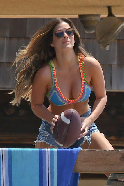 Jojo Fletcher in Bikini in Malibu