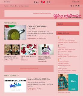 24 Mommy Blogger Malaysia Yang Best Untuk Follow