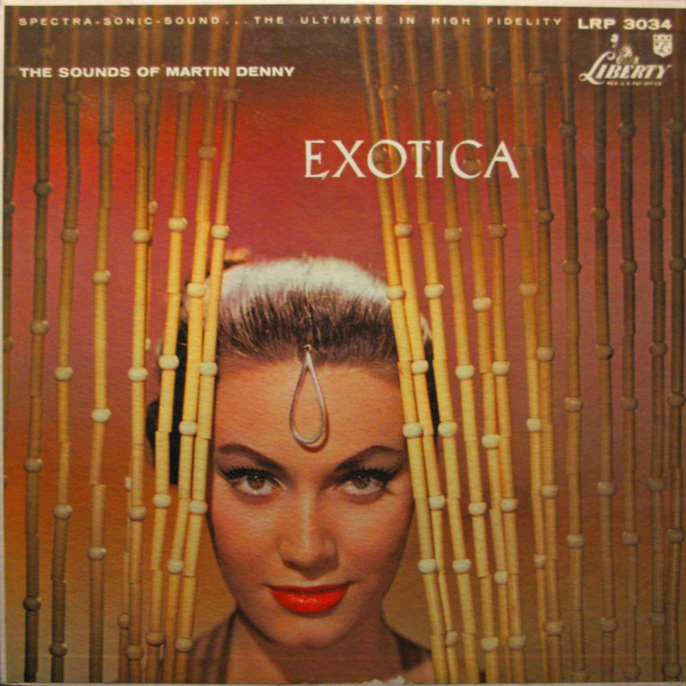 Vinyl2496 Martin Denny Exotica Mono 1956 2496 Lp