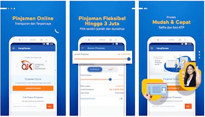 Aplikasi Pinjaman Online Terbaik 2020, Proses Mudah dan Cepat Cair