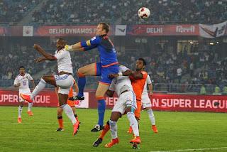 Goa beat Delhi ISL