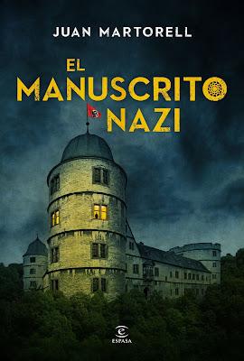 El manuscrito nazi - Juan Martorell (2017)