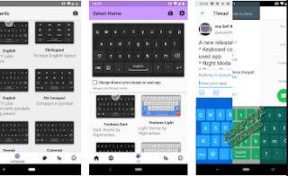 Aplikasi Keyboard Tanpa Iklan Terbaik Android