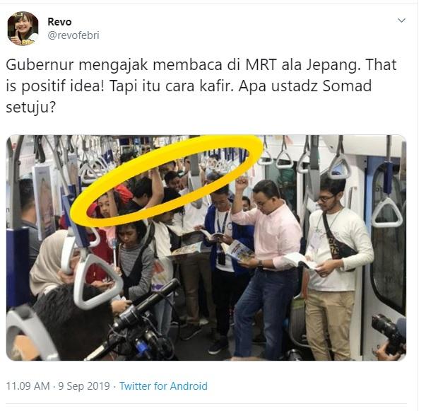 "Netizen Ini Mau Serang Anies dan UAS, Tapi ""Kegoblokan"" Muncul Setelah Netizen Lain Berikan Balasan"