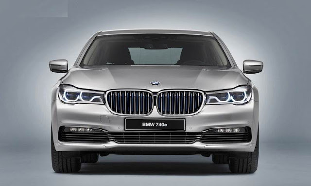 2017 BMW 740e iPerformance Review