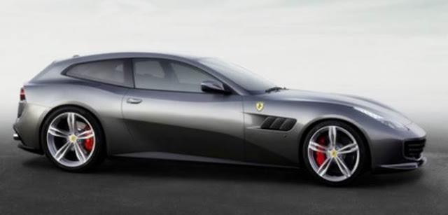 2017 Ferrari GTC4 Lusso Release