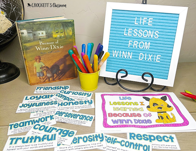 Introduce important life lessons at the beginning of the school year with Winn Dixie