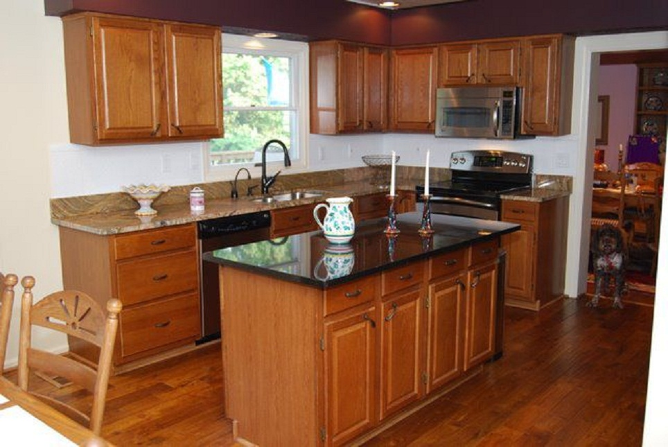 Kitchen Wooden Countertop Ideas